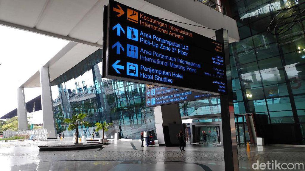85 WN China Tiba di Indonesia Pakai Pesawat Carter