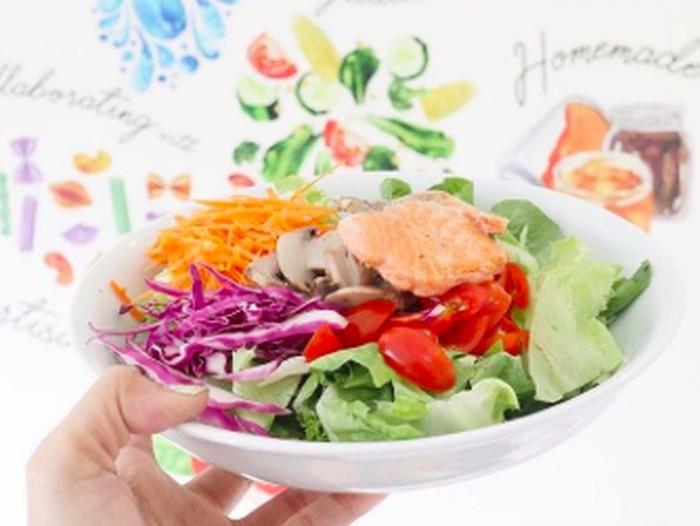 5 Rekomendasi Salad Enak untuk Kamu yang Mau Hidup Sehat