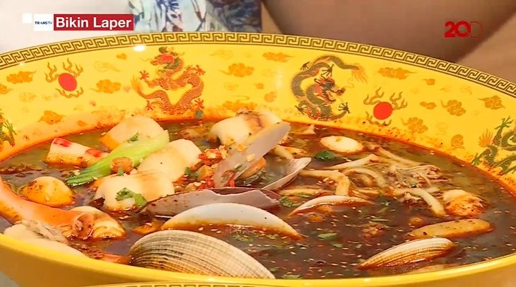 Bikin Laper: Hot Pot Ma La Tang di Dragon Hot Pot
