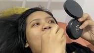 Viral Ibu Melahirkan dengan Santuy Sambil Makeup, Endingnya Suami Nangis