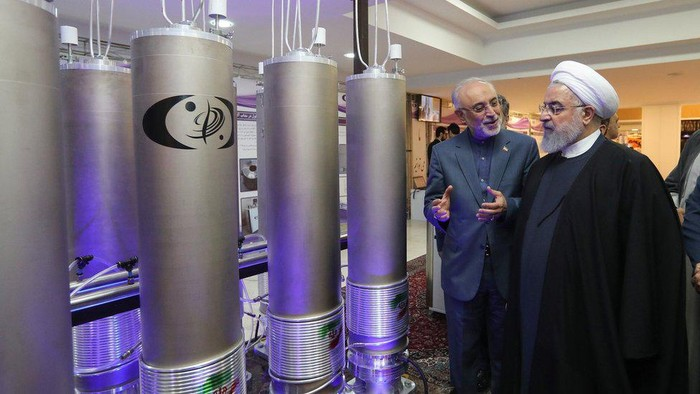 Krisis nuklir Iran: Apa rencana Iran di balik niat meningkatkan pengayaan uranium hingga kemurnian 20%?