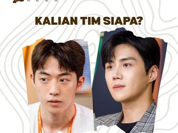 Gerai Boba Punya Promo untuk Tim Nam Do San dan Han Ji Pyong Start Up