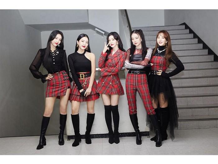 Red Velvet di konser SMTOWN Live Culture Humanity