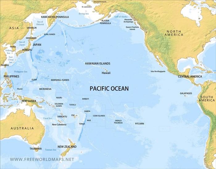 Samudra Pasifik