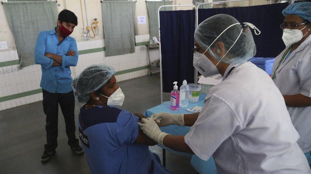 India dan AS Diprediksi Dekati Herd Immunity, Pandemi COVID-19 Mulai Reda?