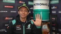 Valentino Rossi Kini di Tim Satelit, Tekanannya Gimana?
