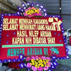 Viral Tagih Utang Rp 1 M Via Karangan Bunga, Ini Tips Tagih Utang Aman