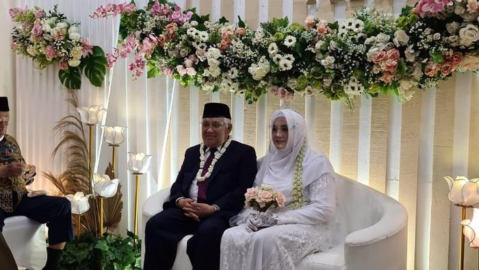 Din Syamsuddin menikah (Foto: dok. Istimewa)
