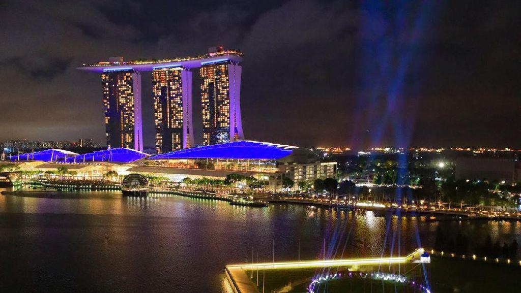 Singapura Bebas Kendaraan Diesel Mulai 2025