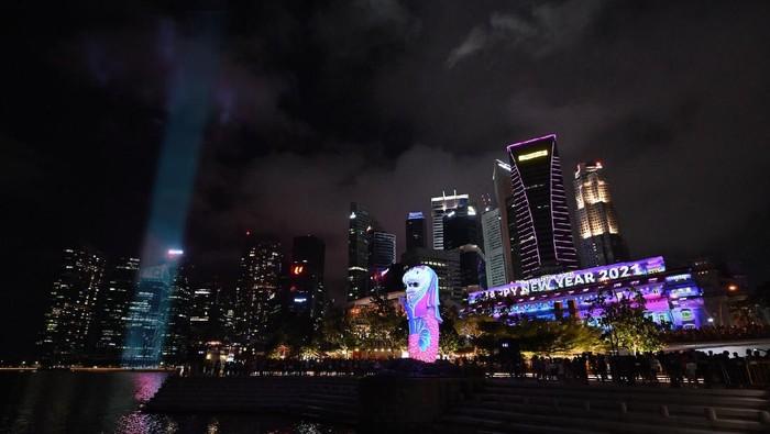 Malam Pergantian Tahun Singapura