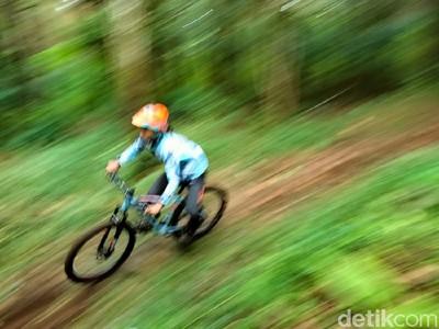 My Trip My Adventure: Serunya Downhill di Longhorn Bike Park Bogor