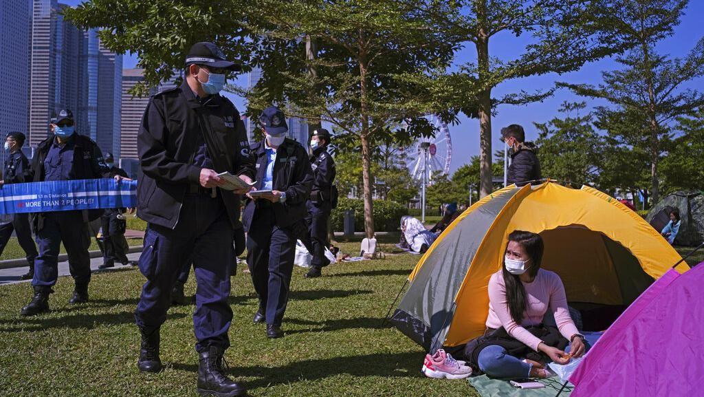 Seperti Tak Ada Pandemi di Belgia, Taman Dipadati Pengunjung