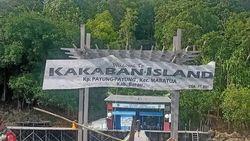 Operator Tur Kecewa Ria Ricis Bisa Masuk Danau Kakaban yang Ditutup