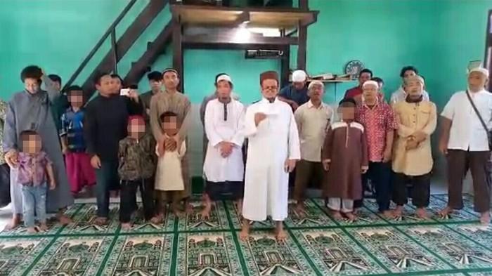 Deklarasi Tentara Allah di Bandung Barat