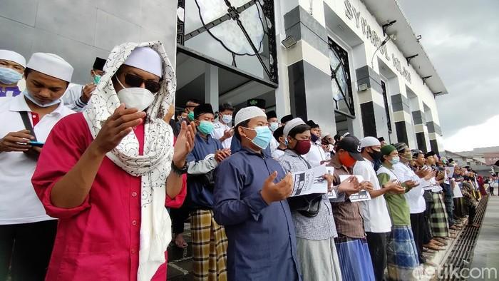 Eks FPI Kuningan mendeklarasikan Front Persatuan Islam