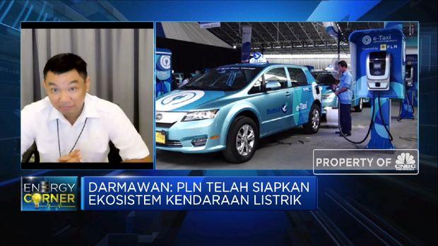 Era Mobil Listrik, PLN Siapkan Perangkat Pengisian Baterai Listrik(CNBC Indonesia TV)