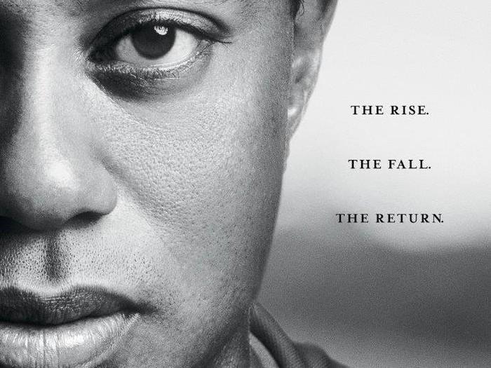 Film dokumenter Tiger Woods