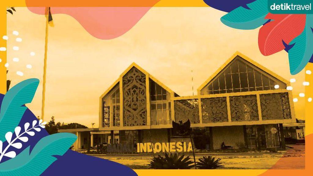Wisata Badau, Pintu RI-Malaysia
