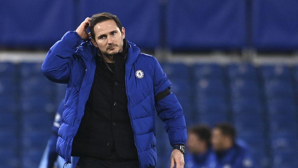 Lampard di Chelsea: 44 Kemenangan, 17 Imbang, dan 23 Kekalahan