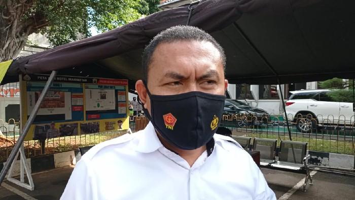 Kasat Reskrim Polres Jaksel AKBP Jimmy Christian Samma.