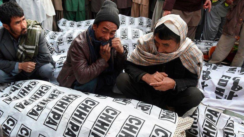 ISIS Bantai Belasan Orang Etnis Hazara Penganut Syiah di Pakistan