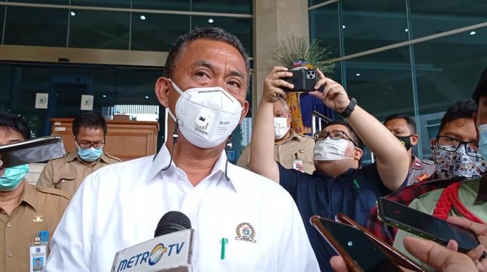 Ketua DPRD DKI Jakarta Prasetio