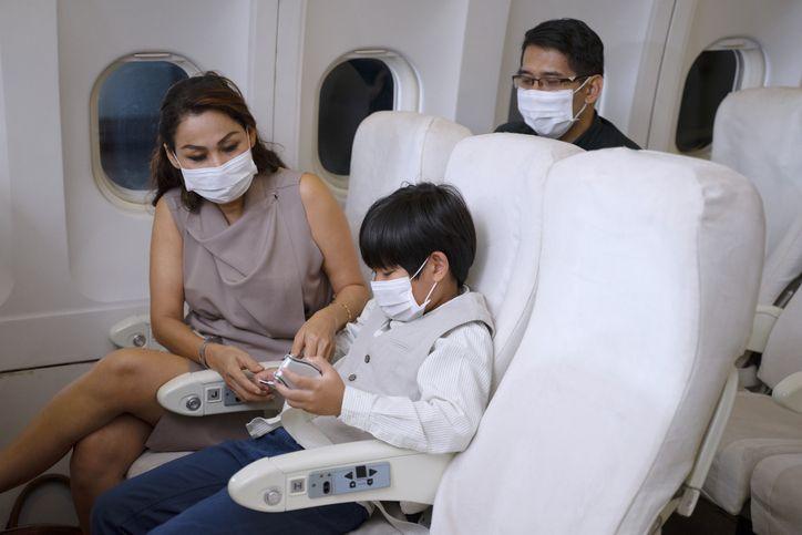Thailand Buat Larangan Makan di Pesawat