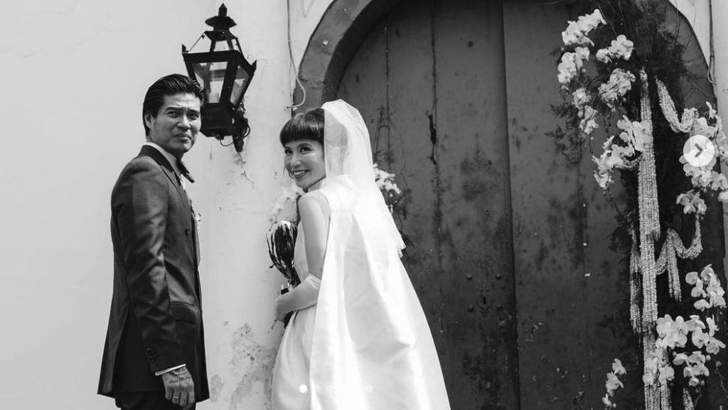 Lepas Status Duda, Marshall Sastra Kenalkan Istri Baru