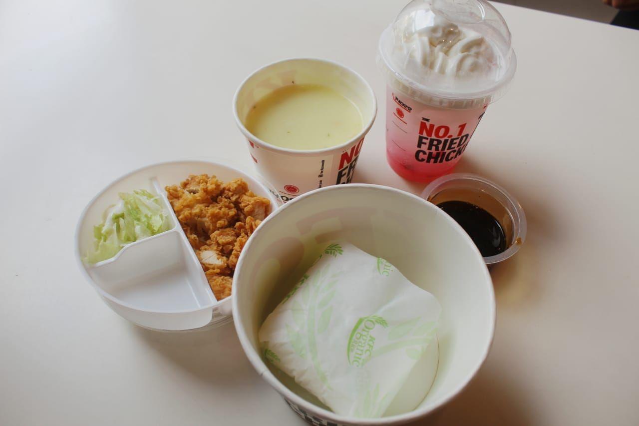 Ini Isi Menu Rahasia dari McDonald dan KFC yang Viral di TikTok
