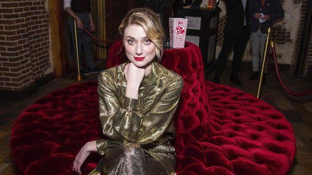 Elizabeth Debicki attends a screening of