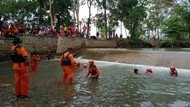 Jatuh ke Sungai dalam Kondisi Mabuk, Pemuda di Palopo Sulsel Hilang