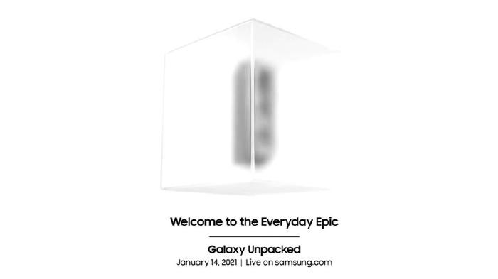 Pengumuman Peluncuran Samsung Galaxy S21