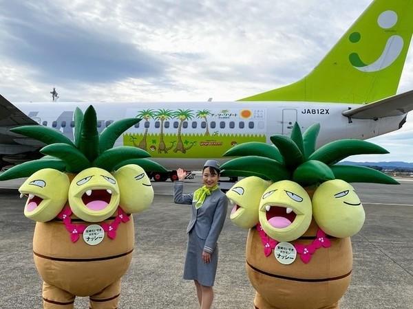 Maskapai yang menjalankan bisnis ini adalah Solaseed Airlines. Solaseed Airlines yang berbasis di Kyushu itu melakukan penerbangan perdananya dari Kota Miyazaki ke Bandara Haneda Tokyo pada 19 Desember 2020. (Foto: PR Times)