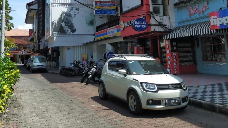 Roadtrip Jakarta Bali di akhir tahun 2020.