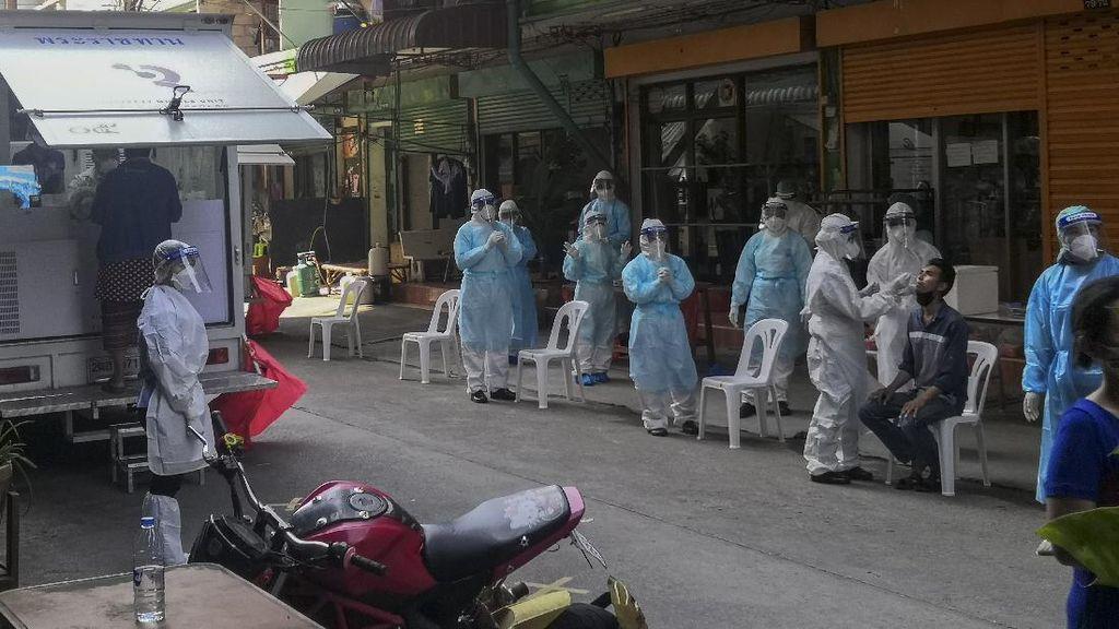 Kasus COVID-19 Melonjak, RS di Bangkok Krisis Tempat Tidur