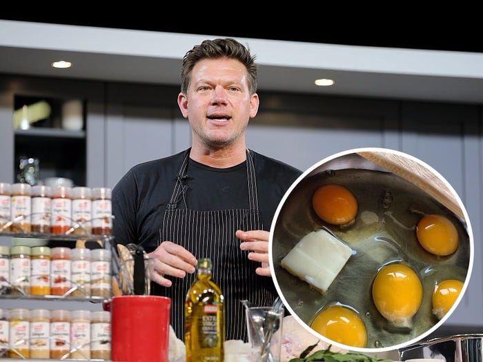 7 Resep Telur Orak-arik Enak ala Celebrity Chef Buat Sarapan