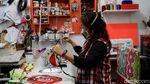 Bisnis Pembuatan Masker Motif Unik Kian Dilirik Saat Pandemi