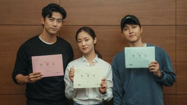 Taecyeon, Jeon Ye Bin, dan Song Joong Ki