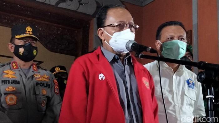 Gubernur Bali, I Wayan Koster (Angga Riza)