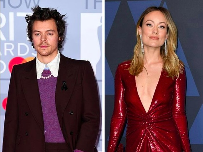 Harry Styles dan Olivia WIlde