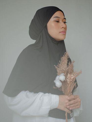Tren hijab bergo non pet selama pandemi 2020