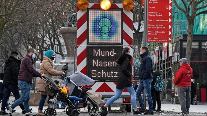 Jerman Akan Perpanjang Lockdown hingga 31 Januari