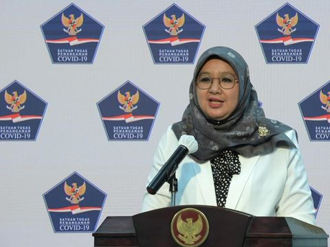 Juru Bicara Vaksinasi Covid-19 dr Siti Nadia Tarmizi