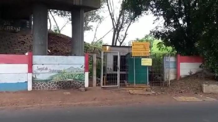 Lokasi Gas Bocor di Cakung Jakarta Timur