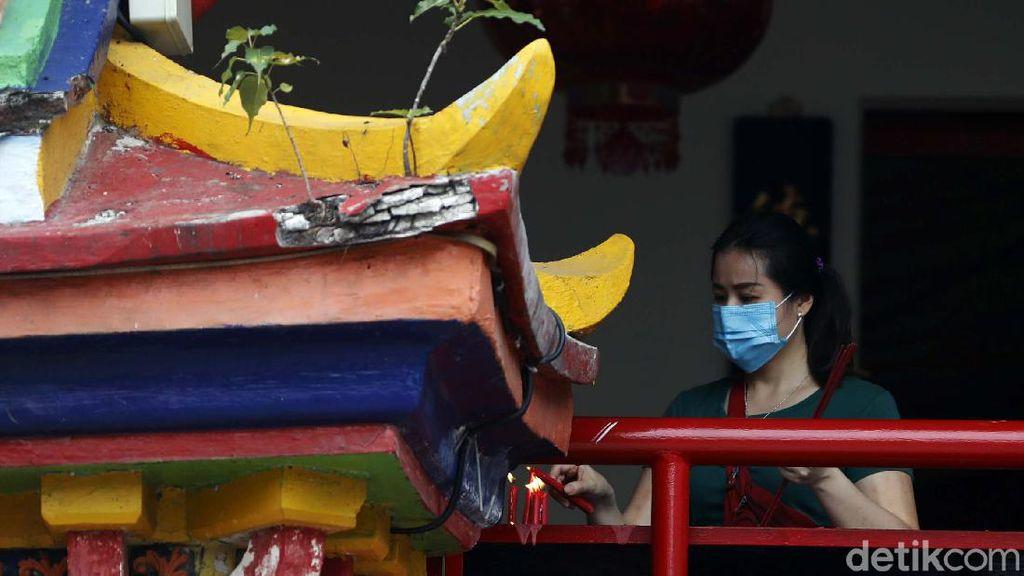 Lagi Pandemi, Pengusaha Usul Rayakan Imlek di Rumah Masing-masing
