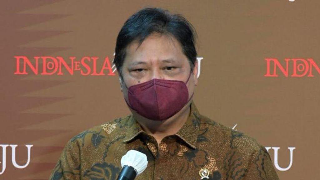 Airlangga: Bali Sudah Terbitkan SE Pembatasan Baru 11-25 Januari
