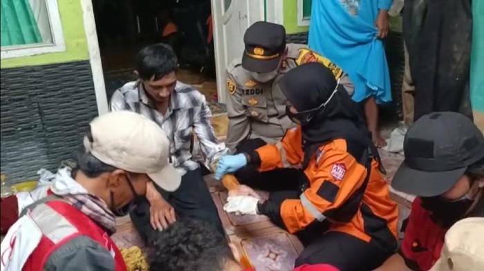 Pemburu yang tersesat di Gunung Gede ditemukan di Bogor