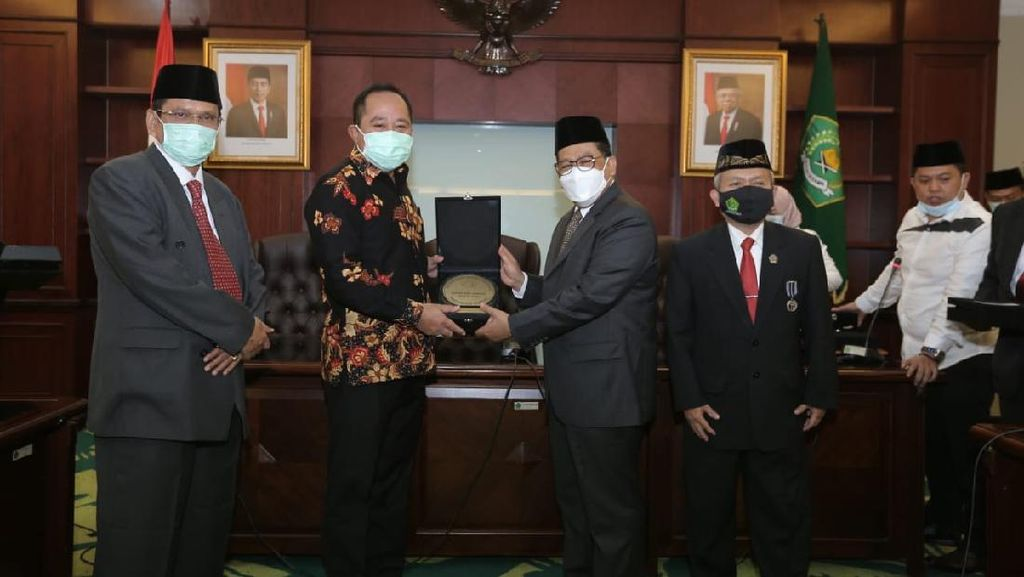 Wujudkan Kerukunan Umat Beragama, Pemkot Semarang Raih Harmony Award