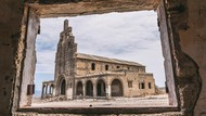 Kota Hantu di Spanyol, Dulunya Dibangun untuk Karantina Penderita Kusta