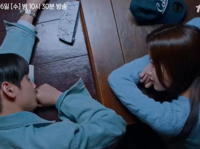 Adegan Cha Eun Woo di True Beauty Episode 7